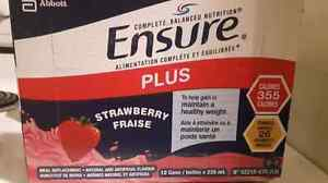 Ensure plus -Strawberry Only