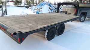 8'x16' deck over 5th wheel