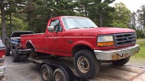1997 Ford 2500 4x4
