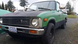 Looking for my old Toyota