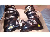 Skis, Snow board and Boots