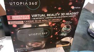 Utopia 360 virtual reality