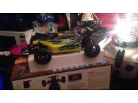 rc buggy 1.10 scale great car bran new boxed