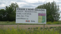 Affordable acreage land only 9 miles East of Saskatoon
