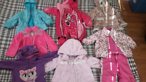 Girls coats & sweaters. All for $40