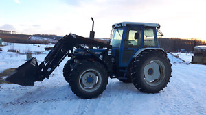 Ford tractor for sale fwa 95hp