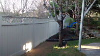 For great fence and deck repairs!