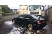 Type r Civic 1.6 (turbo)