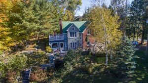 Great Waterfront Value in Magnetawan!