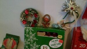 Vintage Christmas ornaments Windsor Region Ontario image 3