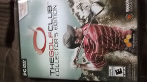 pre new golf club game for PC London Ontario image 1