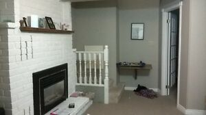 Lrg One Bedroom Basement Apart. avail. Feb 15 - Everything Incl. Cambridge Kitchener Area image 1