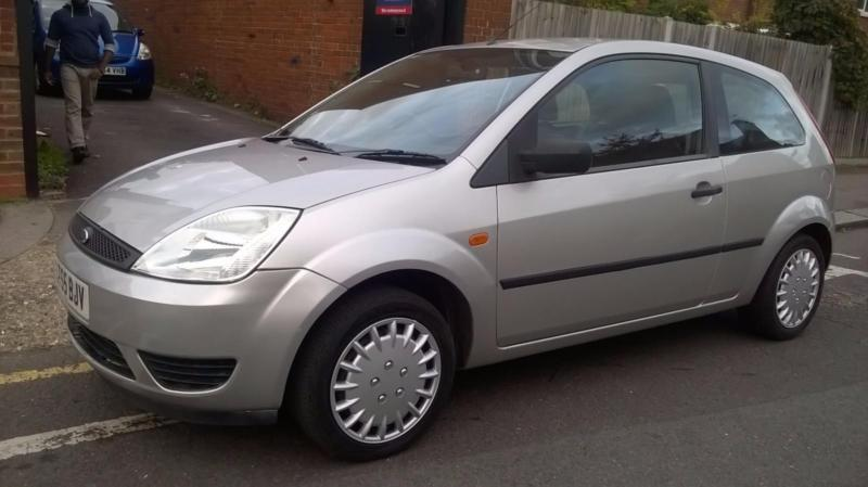 Ford Fiesta 1.4 2005.5MY Style, NEW CAMBELT & WATER PUMP