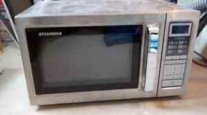 Microwave - stainless