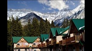 Last Minute deals! May 8-12 Canmore/Banff