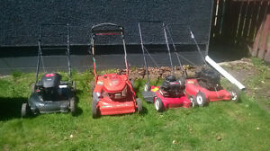 LAWNMOWERS AND BBQ PARTS