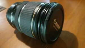canon EF S 17 55 2.8 IS USM zoom lens