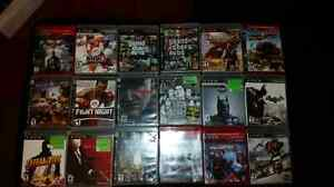 Playstation 3 Games For Sale $10 each