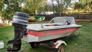 Older boat