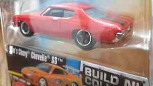Fast and Furious Dom's Chevelle  ( Error Car ). London Ontario image 3