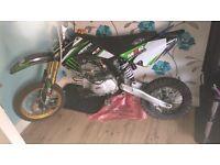Project m2r 140 cc big wheel