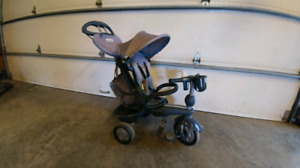 Smartrike poussette / tricyclette - stroller / tricycle