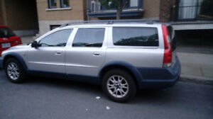 Volvo XC70 Wagon - Motivated