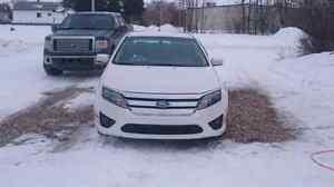 2010 Ford Fusion SE 6spd auto low mileage