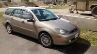 Ford Focus Wagon - low milage