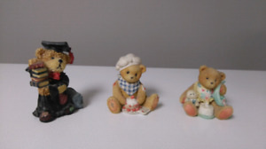 Collectible Bear Figurines