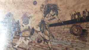 Aztec table Wood burning Gatineau Ottawa / Gatineau Area image 2