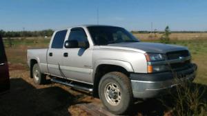 2004 Silverado 2500