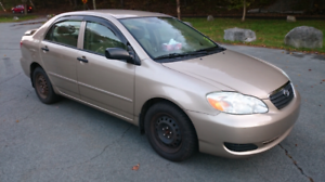 Toyota Corolla 2006 - low KMs, Great Condition, Automatic