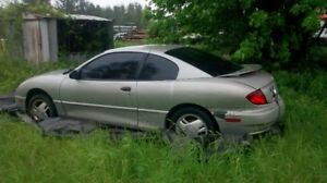 2003 Pontiac Sunfire SL Coupe (2 door)