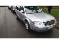 Volkswagen Passat, 1.9 TDi 130 BHP, leather seats, £995