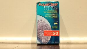 AquaClear 50 Zeo-Carb Filter Insert (Used)