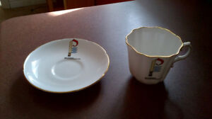 1964 Centennial Conference Cup and Saucer