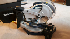 "10"" Compound Mitre Saw Mastercraft"