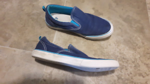 Blue Gap Slip on shoe