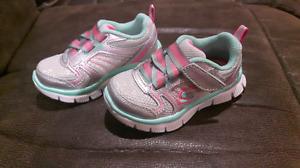 Baby Girl Skechers Sneakers