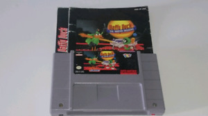 Daffy Duck marvin mission sur SNES