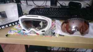 Oakley A Frame SNOWBOARD /SKIING GOGGLES