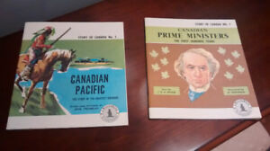 Story of Canada No. 1 and No. 7