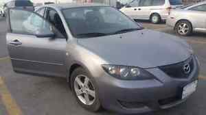 2005 mazda 3 certified and etested  low km no rust