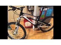Lapierre zesty 914 carbon fibre.. medium size. Mountain bike, may swap for high end watch.