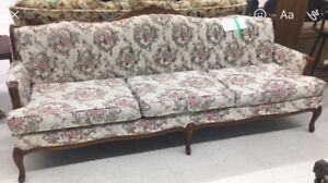 Vintage/ Victorian style couch