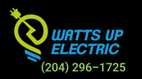 Watts Up Electric for hire