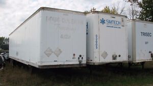 MOVING -  53' Trailers Clean Storage London Ontario image 1