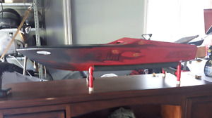 Enforcer Super G gas rc boat
