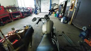 1200 cc harley davidson custom